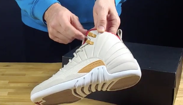4e8529f145f Air Jordan 12 Chinese New Year Archives - Air Jordans