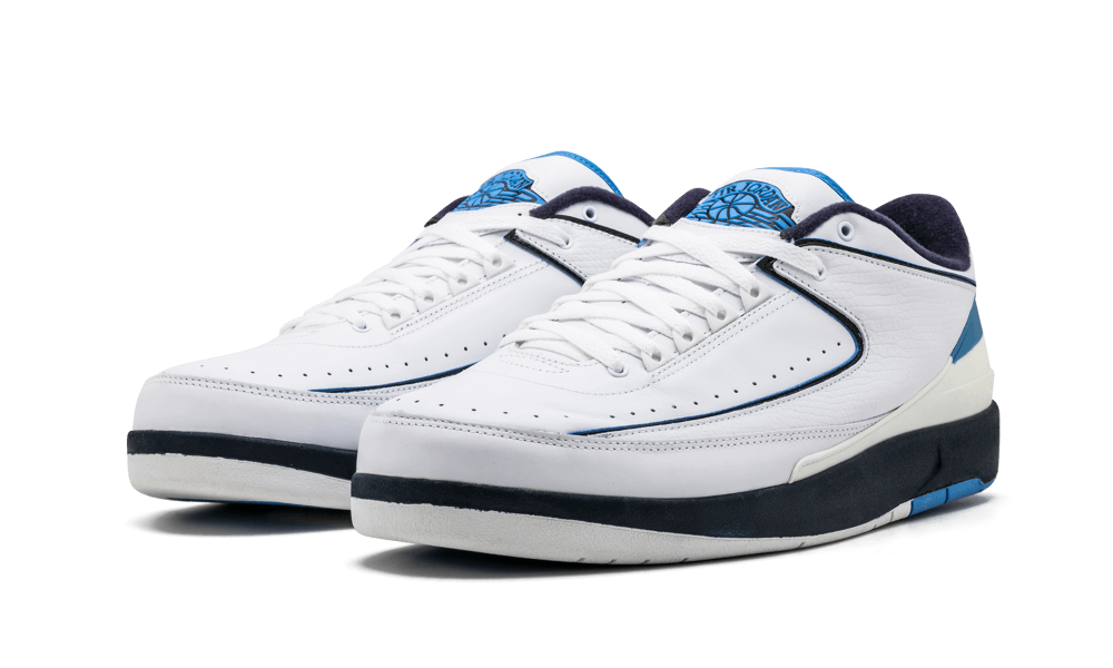 "28e0f701d86 The Daily Jordan  Air Jordan 2 Low ""Midnight Navy"" – 2004"