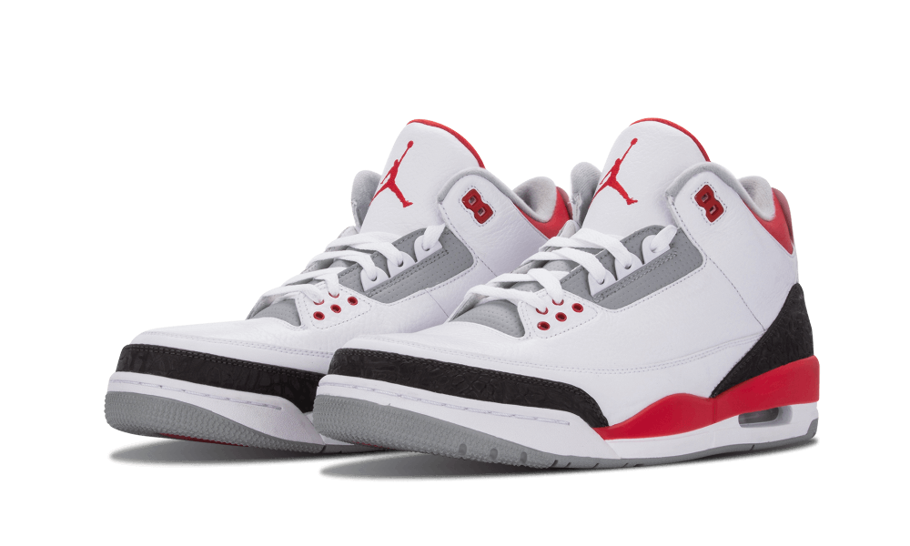 los angeles d8f76 e0de0 Air Jordan 3  Fire Red  Archives - Air Jordans, Release Dates   More    JordansDaily.com
