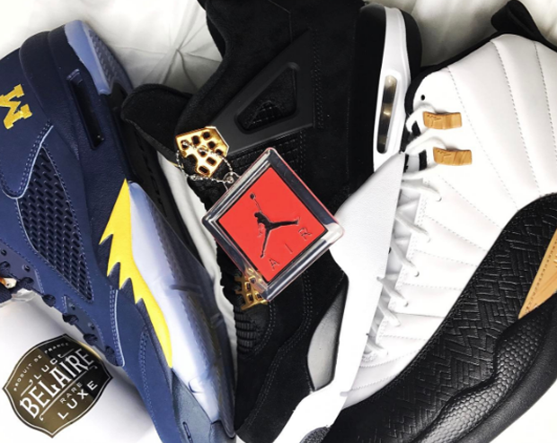 DJ Khaled's Latest Pickups Include Air Jordan 5