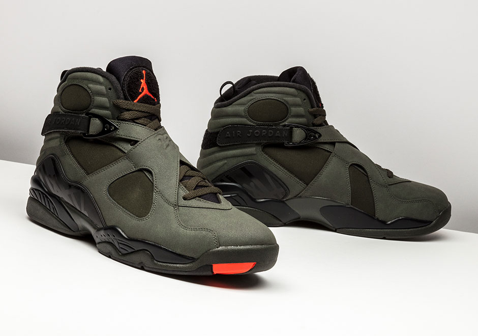 buy popular ce0bd fdfca air jordan retro 8 green christmas