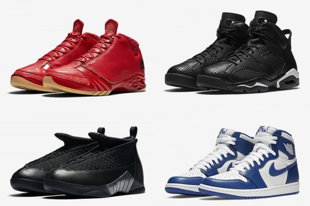 476dc273f7099e A new year is underway and with it plenty of Air Jordan releases on the  way. It s tough