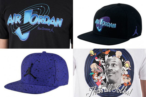 1eeffc846ce3a4 Jordan Brand s 20th anniversary Space Jam celebration wrapped when 2016  did