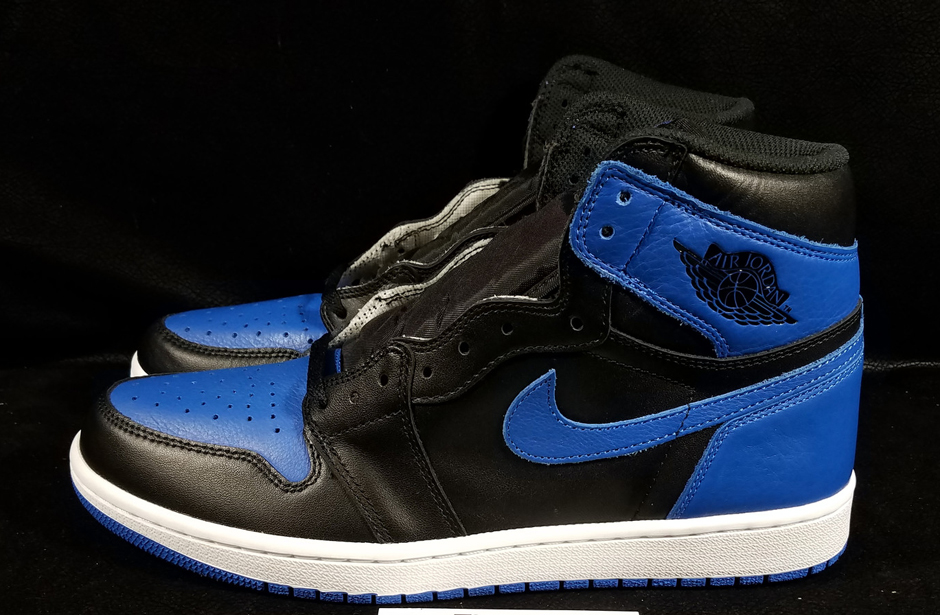 "best service 0b463 55584 Air Jordan 1 Retro High OG ""Royal"" is coming up just as quickly, re- releasing in true-to-198...Read More"
