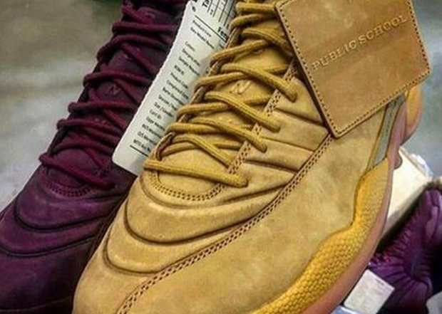 Is A Maroon Public School x Air Jordan 12 On The Way?