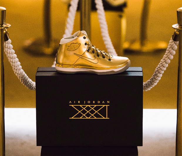 A Limited Edition Air Jordan 31