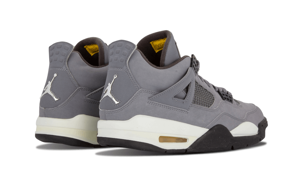 Authentic Kaws x Air Jordan 4 Cool Grey - welcome jordansolo.com!