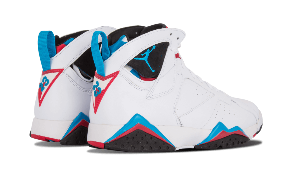 Air Jordan 7 Orion Blue 4