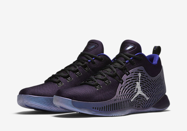 e695ec677fd In case you haven't noticed, there's a new colorway in Jordan Brand's  arsenal. Purple Dynasty arrived in late 2016 as an Air Jordan 6 GS release,  ...