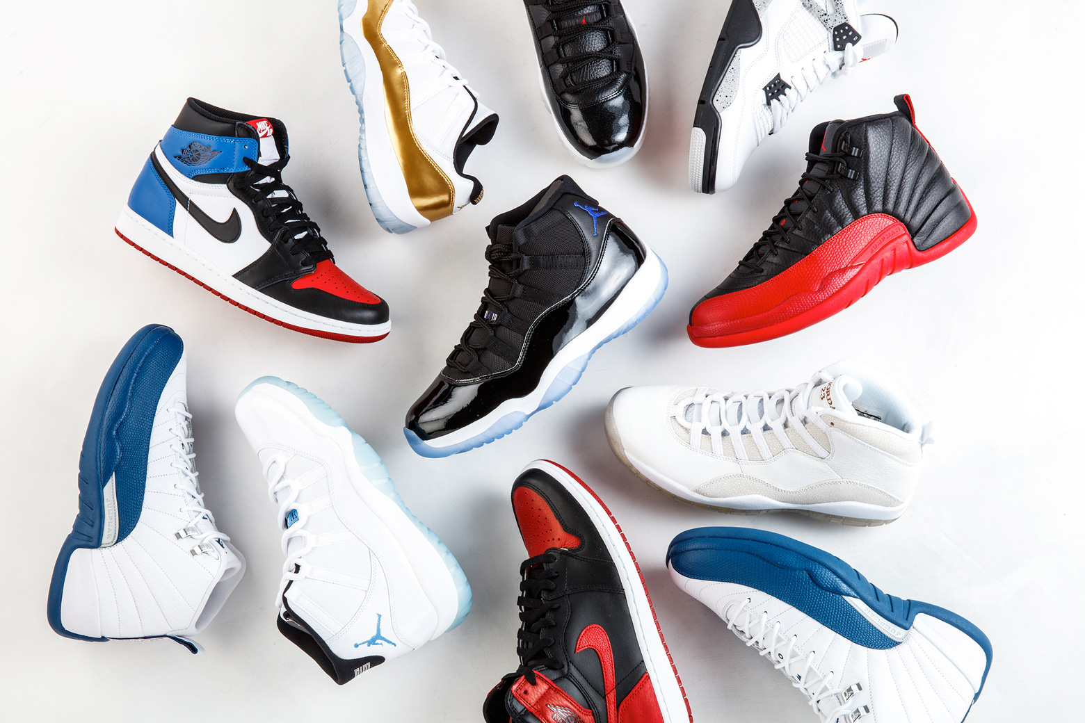 Stadium Goods' 54 Best Selling Air Jordans For MJ's Birthday