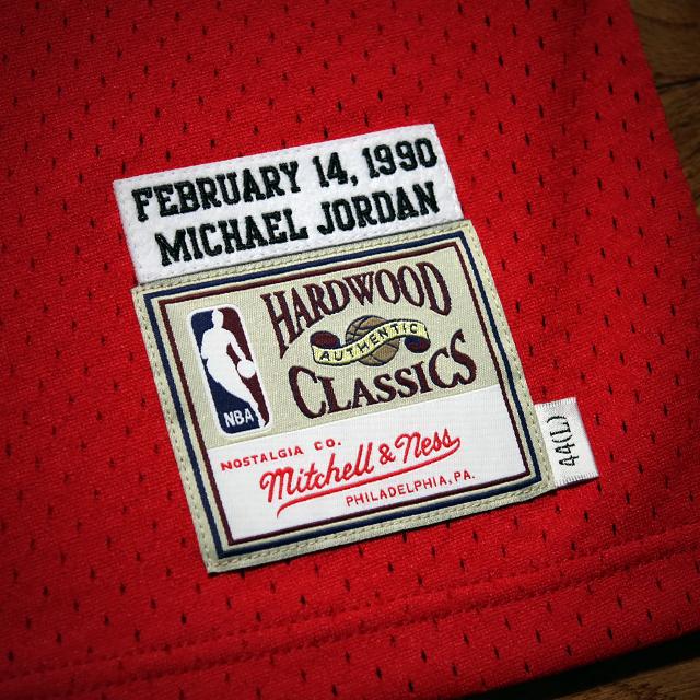 jccbow Mitchell & Ness Releases Rare Michael Jordan #12 Bulls Jersey