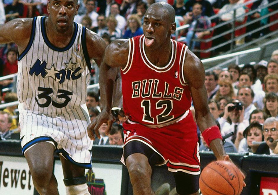 e2e0d9fb0 27 Years Ago Michael Jordan Dropped 49 Points While Wearing  12 ...