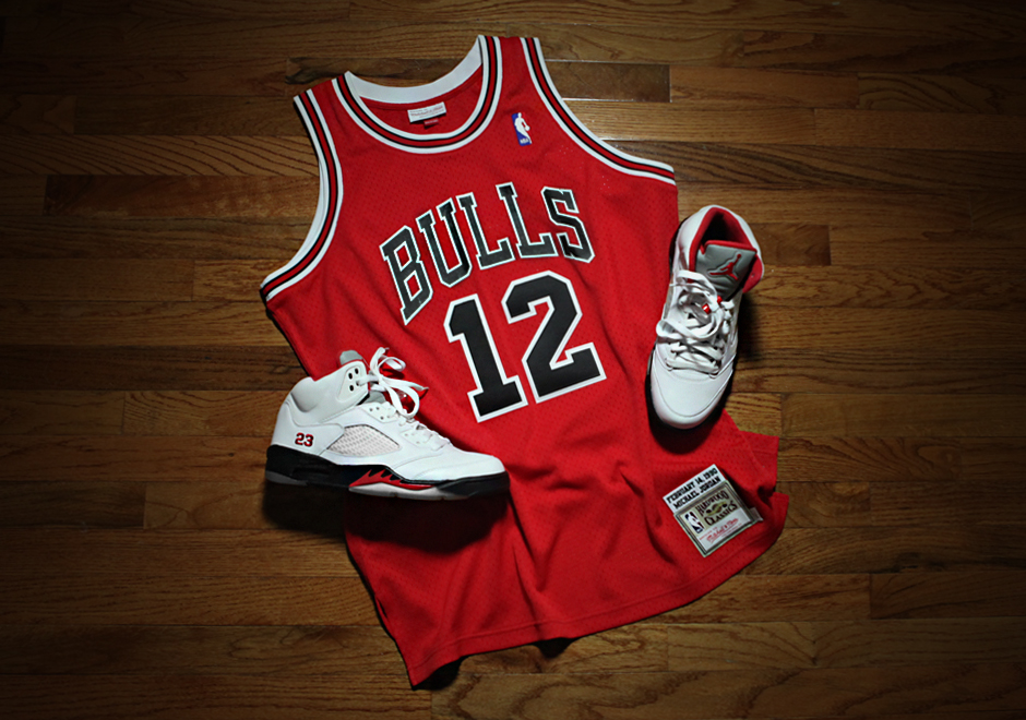 best loved f16aa 14438 Mitchell   Ness Archives - Air Jordans, Release Dates   More    JordansDaily.com