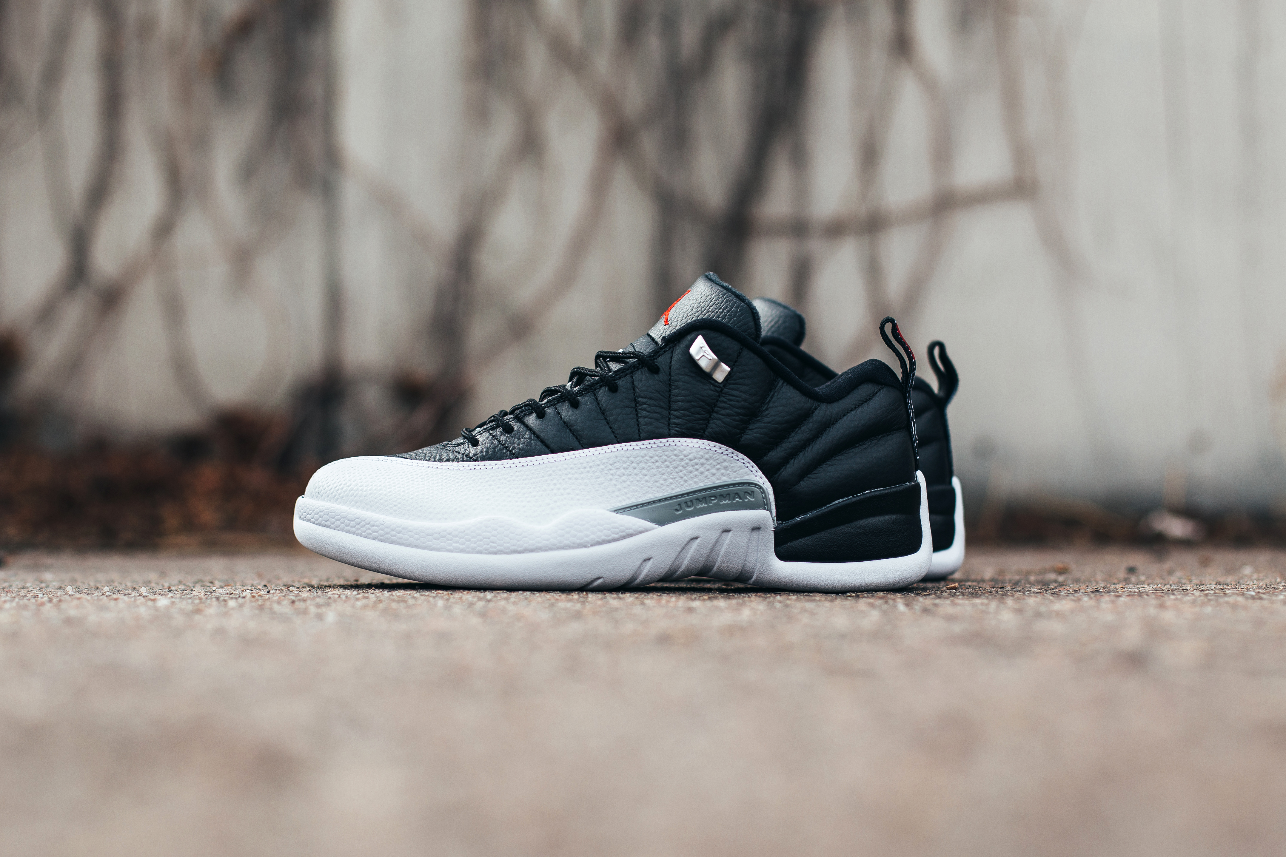 """d3c3d7e22bd5 One of Michael Jordan s most iconic sneakers and colorways is coming back  on February 25th. Air Jordan 12 Low """"Playoffs"""" captures the classic black  and ..."""