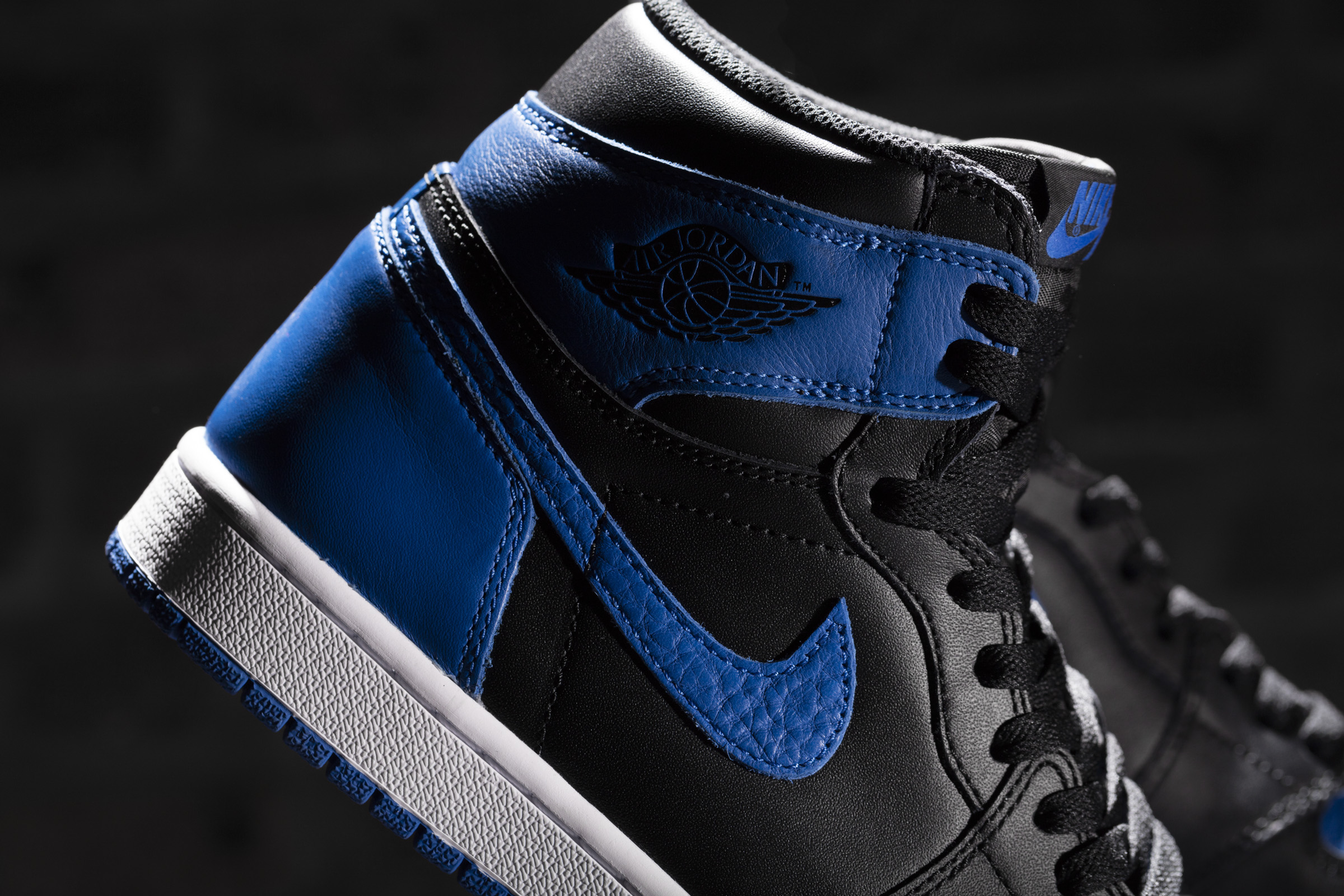 """fe1dadc2eb1 No matter how many times Air Jordan 1 Retro High OG """"Royal"""" releases, it's  always highly anticipated. The shoe's status as one of the original 1985 ..."""