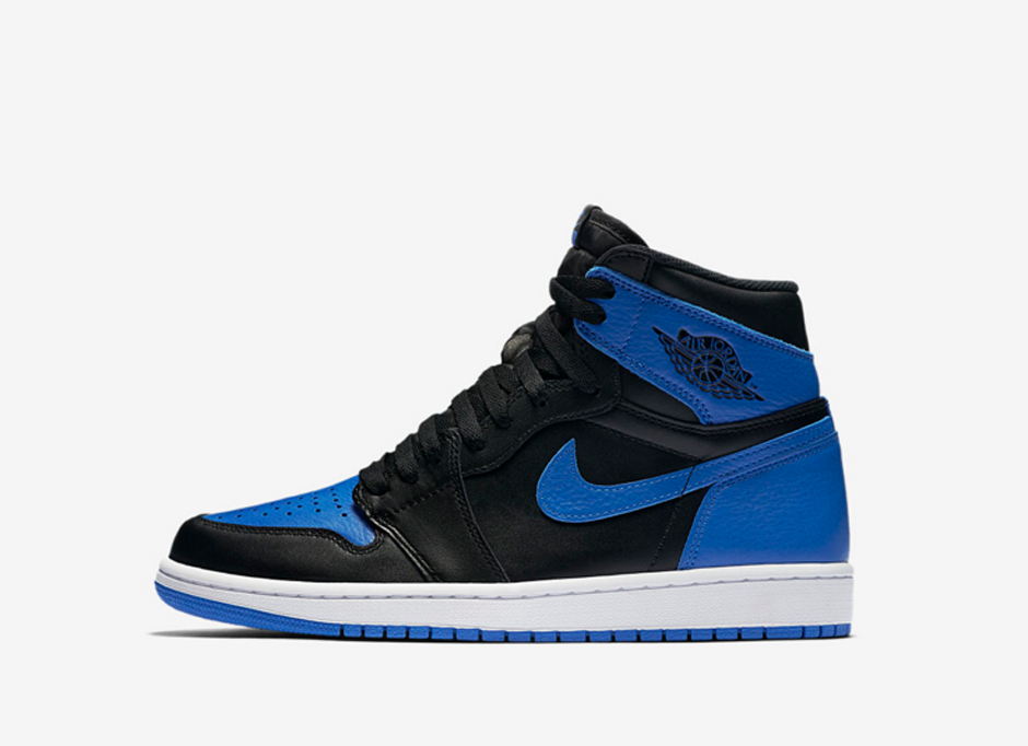 "low priced d6379 e66fe So, true to trend, Nike.com has the latest Jordan retro available during  its Early Access period. And this week it s the Air Jordan 1 Retro High "" Royal."