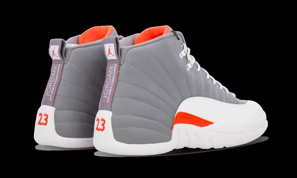"""The Daily Jordan: Air Jordan 12 """"Cool Grey"""" - 2012 - Air ..."""