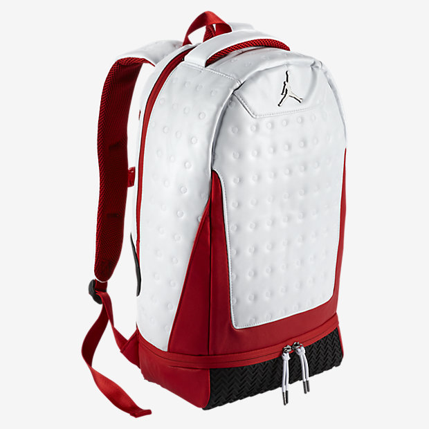 Air Jordan 13 Backpack Available Now In 2 Colorways - Air Jordans ... dd4094d3fa794