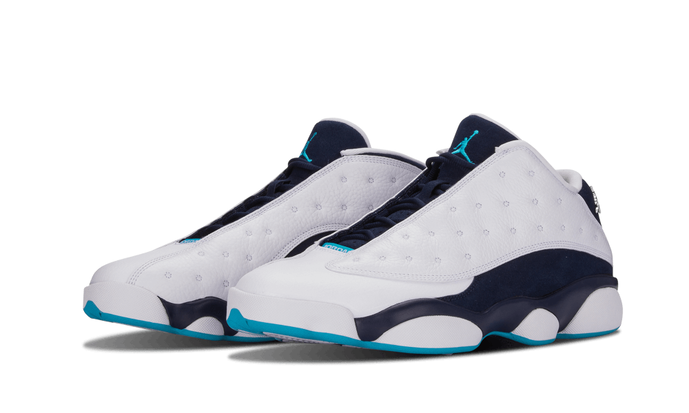 best authentic e17ac 1d248 Air Jordan 13 Low is on the comeback for 2017 with the return of the 1998  OG Brave Blue look. But Jordan Brand restarted this favorite model back in  spring ...
