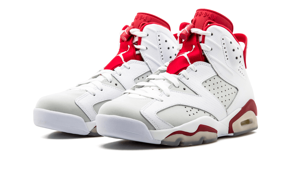 "60b1dd75a023 Air Jordan 6 ""Alternate"" doesn t release until March 11th. But today is  March 3rd and they re available right this very second at Stadium Goods."