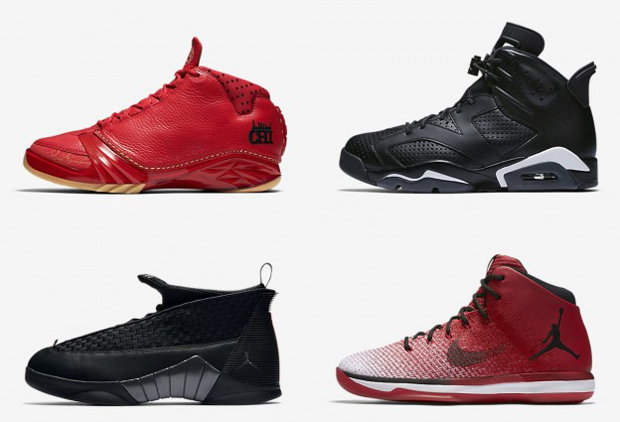 72b643ebd13 Air Jordans on clearance is thumbs down for Jordan Brand, but thumbs up for  you. Take advantage now of the latest wave of retro-heavy sales at Nike.com,  ...