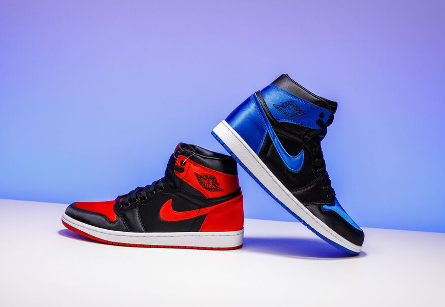 Air Jordan Royal 1 Satin  806612d4e