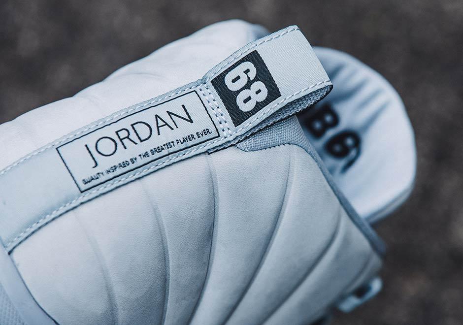 Jordan Brand Athletes Stocked With Air Jordan 12 Cleats For MLB ... 7f8246481b