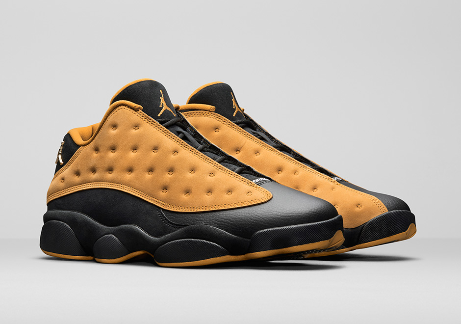 """Long requested, Air Jordan 13 Low """"Chutney"""" will see retail shelves on June  10, 2017 – the first ever retro release of this 1998 lifestyle colorway."""