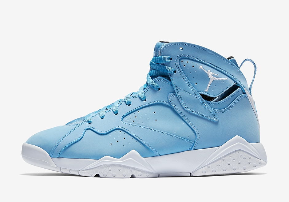 "cb471cb6b249 Jordan Brand closes out April with a trifecta of high-profile drops for big  and little feet alike. Air Jordan 7 ""Pantone"" finally releases after  remaining a ..."