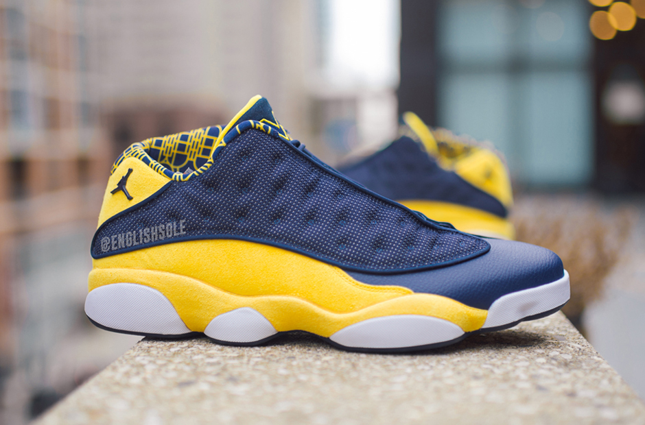 Detailed Look At Air Jordan 13 Low