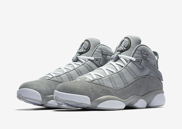 One of the most famous colorways ever has finally landed with the Jordan Six Rings. The mashup of Michael Jordan's championship era Air Jordans 6, 7, 8, 11, ...