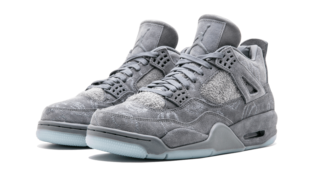 The Daily Jordan: KAWS x Air Jordan 4