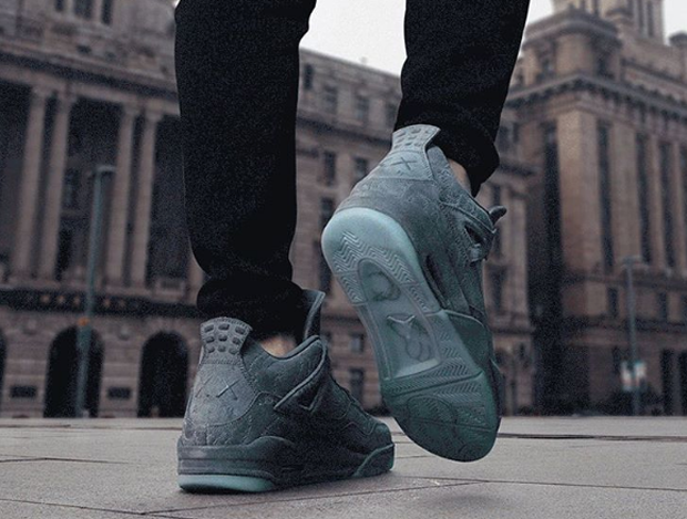 652576a69161 If you missed out on the KAWS x Air Jordan 4 drop on March 31