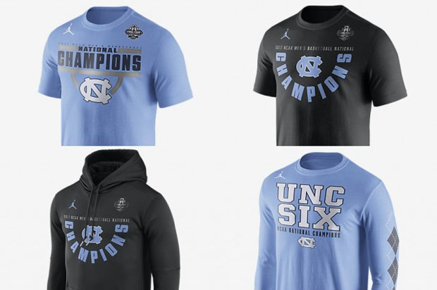 a97b20df1 The North Carolina Tar Heels are NCAA champs