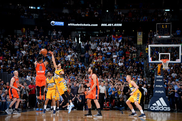 Russell Westbrook's Game Winner Clinches Another Historic ...