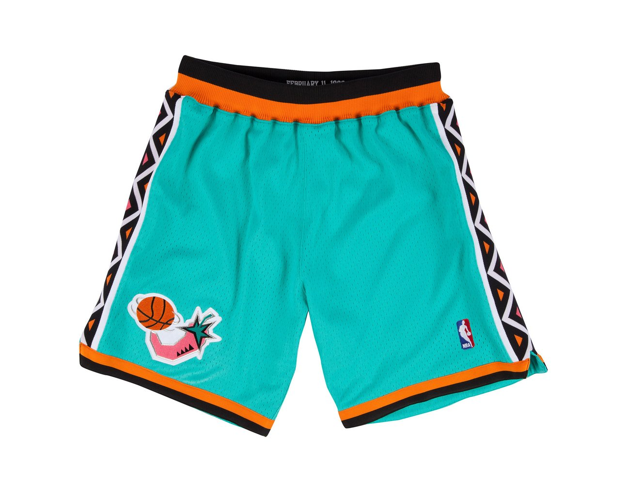 Trophy Room Now Stocked With Classic Authentic Mj Shorts