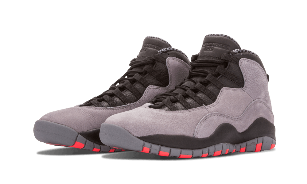 020691c3e7f396 Air Jordan 10 has expanded with plenty of lifestyle colorways since its  first retro run in 2005. Cool Grey