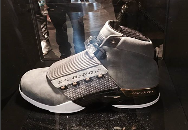 on sale 94044 2590d The blue Trophy Room x Air Jordan 16 was a hit – will Air Jordan 17 fare  the same  That s assuming this grey edition will release, though Trophy Room  ...