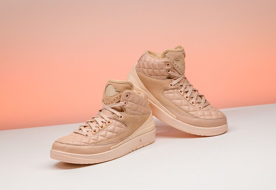 """a1f12f7b7ec329 You can never have too many purchase options when it comes to high-demand  kicks like the Just Don x Air Jordan 2 """"Arctic Orange"""" releasing tomorrow  morning."""