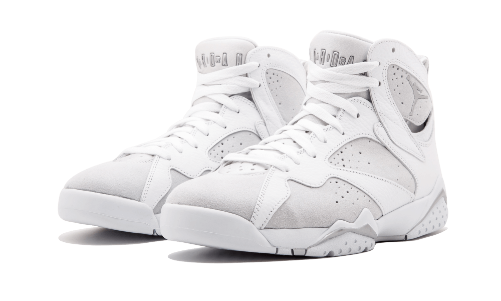 """new product 98897 ea463 Air Jordan 7 """"Pure Money"""" is still on the release schedule for June 3rd.  But it s May 27th today and Stadium Goods has rolled these out already for  retail ..."""