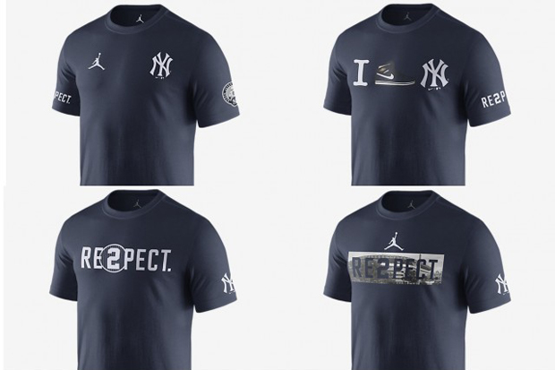 c2861134428 The Jordan x Derek Jeter apparel line is in full swing for spring. The  expansion of Jeter's Jumpman branded gear has its roots back in July 2016,  ...