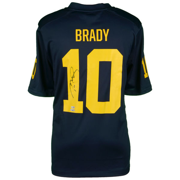 michigan limited jersey