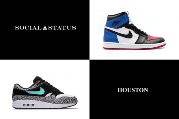 Big Restock Happening At Social Status Houston Today